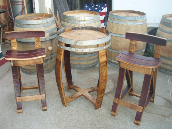 PDF DIY Wine Barrel Furniture Plans Download Variety Of